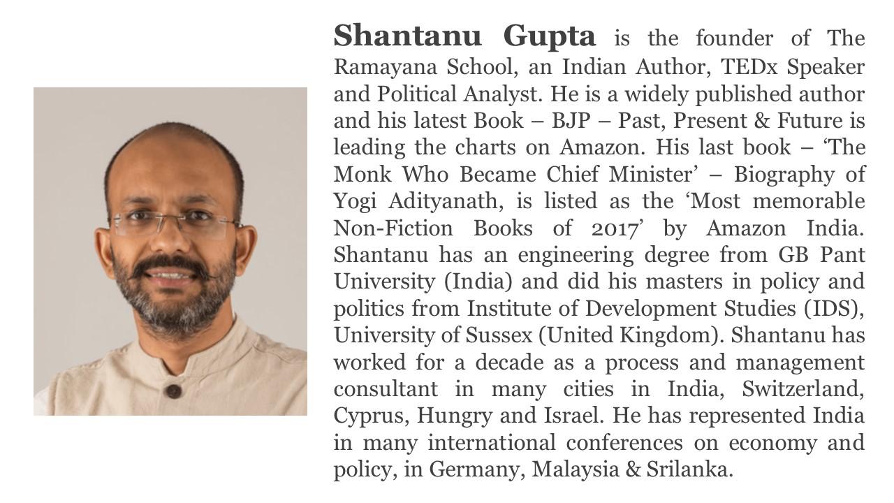 BIO Shantanu Gupta-1