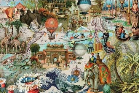 Oceania-3,000-Piece-Puzzle-history