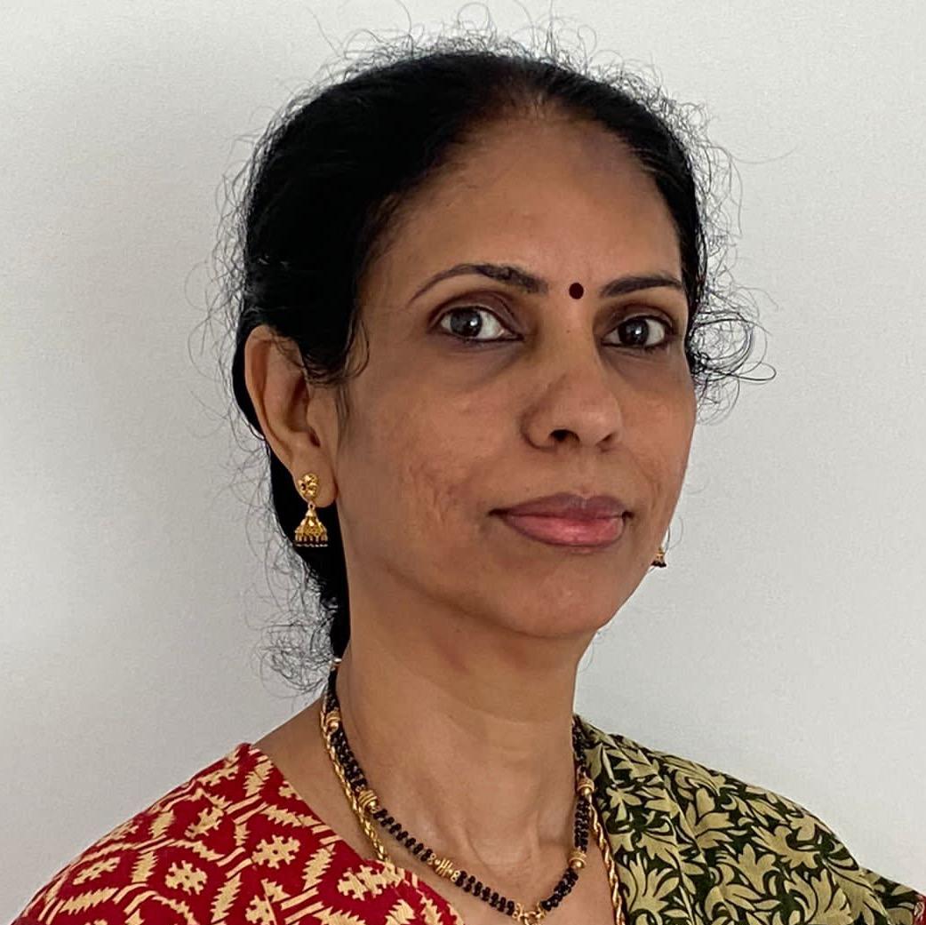 Manonmanii Krishnamohan
